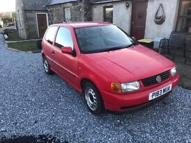 1997 VW Polo 1.9TDI