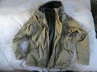 Men's Volcom Parka Jacket - Size Medium. New with Tags.