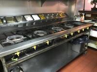 8 burner cooker