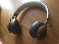 Jabra Revo Wireless Stereo Headphones - Black
