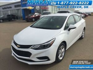 2016 CHEVROLET CRUZE 4DR SEDAN LT