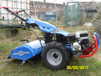 TRACMASTER BCS 720 TWO WHEEL TRACTOR WITH ROTAVATOR