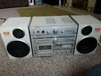 Nec Authentic Series Vintage Hi-Fi System