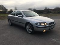 VOLVO S60 2.5 D5 SE 5 SPEED 2003 IN EXCELLENT CONDITION FSH S80