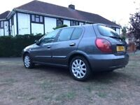 Low Mileage 2005 Great Condition Cheap Nissan AlmeraOpen To Offers
