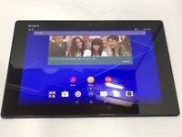 "Sony Xperia Z SGP321 16GB Wi-Fi + 4G (Unlocked), 10.1"" Black Tablet"