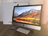 iMac 27 inch mid 2015 Apple Mac 27inch