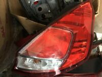 FORD FIESTA 2015 GINUINE DRIVER SIDE REAR LAMP