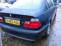 BMW 3 SERIES 2.0 DIESEL