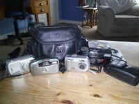 job lot cameras and case