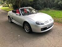 MGTF 135 Convertible 80th anniversary no 715 of 1600 low mileage 67,000