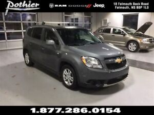 2012 Chevrolet Orlando | CLOTH | HEATED MIRRORS | KEYLESS |