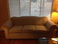 Couch and Chair - Good Condition