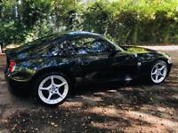 BMW Z4 coup 3.0 litre patrol