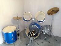 Rock burn Drum kit