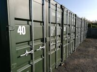 Secure self storage units available, Norwich/North Norfolk