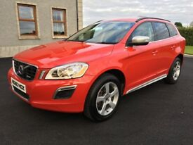 2011 Volvo XC60 R Design D3, 102,400 Miles, Fully Serviced at 100,600 Miles on 16/03/2018