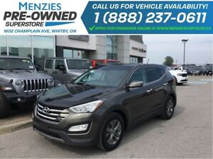 2013 Hyundai Santa Fe Luxury AWD, Pano Roof, Cam, Clean Carproof