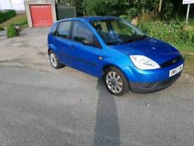 Ford Fiesta Finesse 2004 1.25L