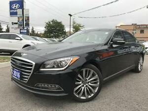 2016 Hyundai Genesis Sedan Ultimate - Dual-zone Automatic Climat