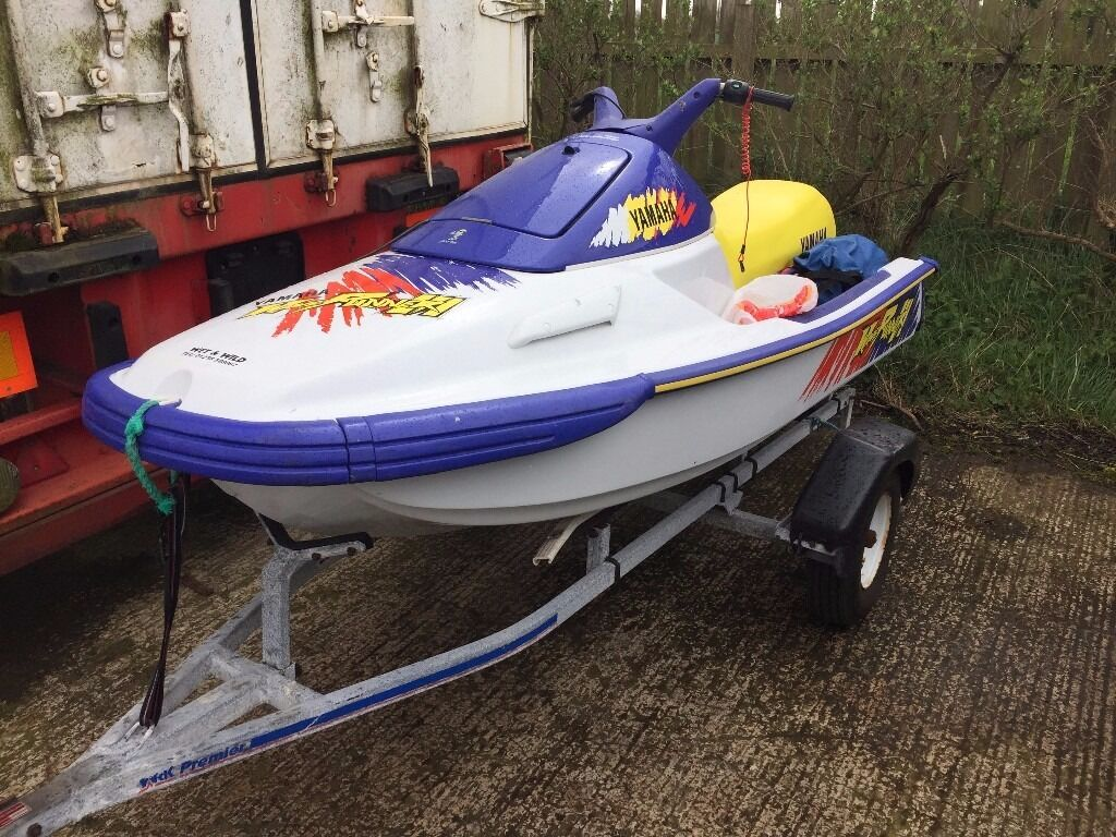 Yamaha waverunner 3 65hp 700cc 1997 jet ski in antrim for Yamaha jet ski dealer
