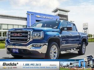 2016 GMC Sierra 1500 SLT SAFETY AND RECONDITIONED