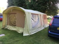 Raclet Armada GL 2014 Trailer Tent with accessories