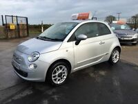 2009 Fiat 500 1.2 Sport 3 Door **Full Service History** *Warranty* (mini,polo,clio,beetle)