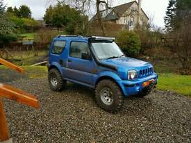 suzuki jimny off road PRICE DROP!!