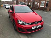 VOLKSWAGEN GOLF GTD DIESEL 2013 NOT AUDI SEAT CHEAP CAR HPI CLEAR