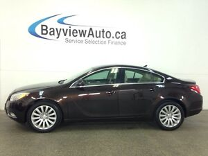 2011 Buick REGAL CXL- ALLOYS! HEATED LEATHER! ON STAR! CRUISE!