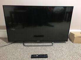 Sony 43 Inch 4K TV KD-43X8309C