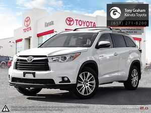 2016 Toyota Highlander Hybrid XLE Leather+Navigation