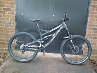 2014 Devinci Spartan XP 650B Enduro Mountain Bike (Not Troy or Wilson)