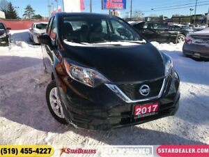 2017 Nissan Versa Note 1.6 SV | ONE OWNER | CAM | HEATED SEATS