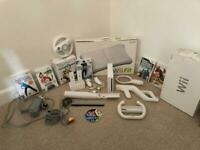 Nintendo Wii Games Console Bundle