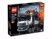 LEGO Technic 42043 Mercedes-Benz Arocs 3245 Truck NEW SEALED