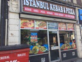 Kebab &Pizza shop for Sale