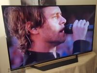 LG 55 Inch 4K Ultra HD Smart LED TV With Freeview HD (Model 55UF770V)!!!