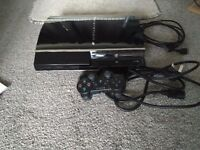 PlayStation 3 60gb with controller very good condition can be seen working