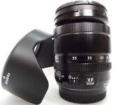-SOLD- Fujinon Fujifilm XF18-55mm F/2.8-4 R LM OIS Lens For Fuji X series Camera