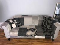 Beautiful patchwork sofas