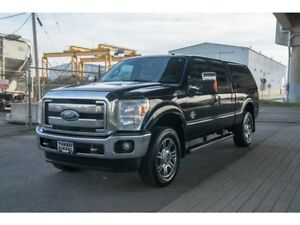 2012 Ford F-350 SUPER DUTY Lariat FX4