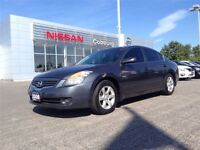 2008 Nissan Altima 2.5 S Heated seats, alloy wheels, push button
