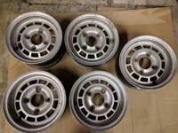 Classic mini special wheels