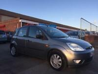 2003 NEW SHAPE FORD FIESTA GHIA 5 DOOR SEPT MOT 1 FORMER KEEPER FULL SERVICE RECORD!!!