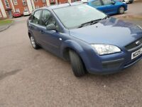 2005 FORD FOCUS 1.6LTRS PETROL MANUAL 5 DRS HATCHBACK BARGAIN £649 NO OFFERS CALL 07440307417
