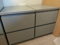 Ikea Bedside tables - Pair