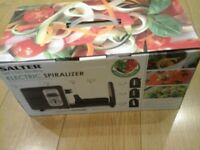 FOOD ELECTRIC SPIRALIZER