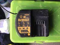 Dewalt battery charger 24v